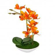 Орхидеи в вазе 39х20 см