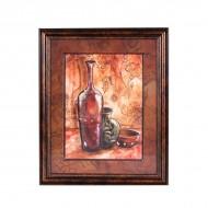 Панно настенное Вино 40х32,5 см