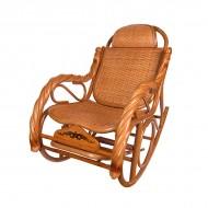 Кресло-качалка из ротанга 120х100х68 см