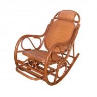 Кресло-качалка из ротанга 110х90х58 см