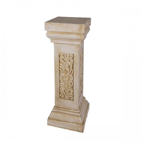 Колонна для вазы 31х31х107 см