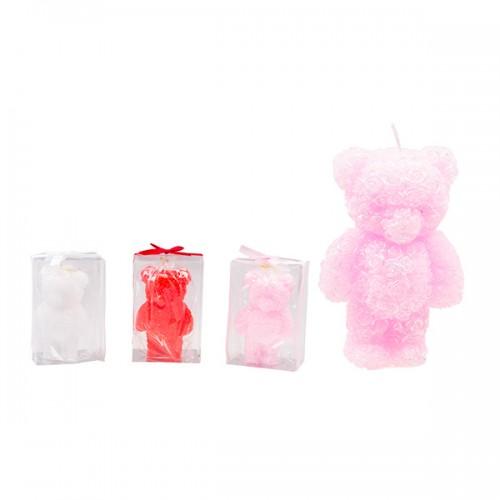 Свеча Медвежонок 13х8х6 см