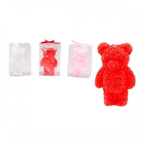 Свеча Медвежонок 16х10х7.5 см