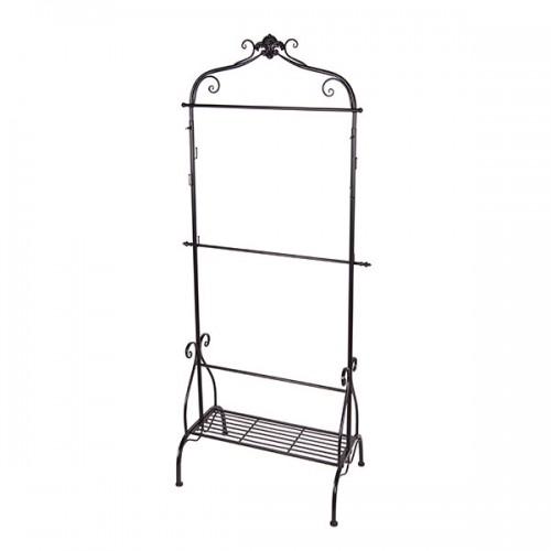 Вешалка для одежды металлическая 168х47 см