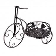 Подставка для цветов Велосипед 49х25х35 см