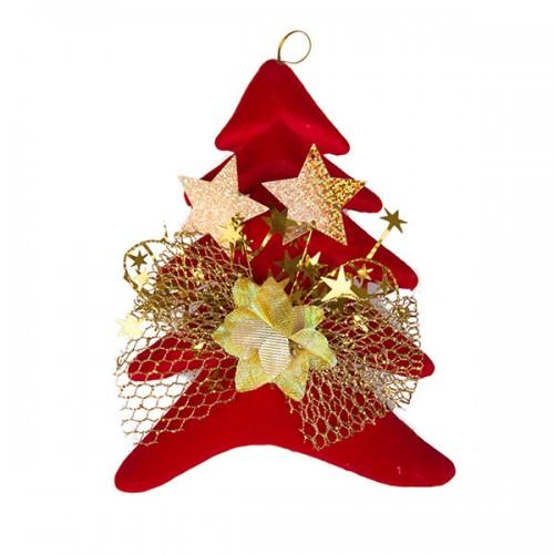 Новогоднее украшение Ёлка 20 см