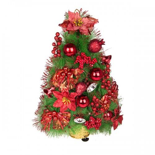 Новогоднее украшение на стену Ёлочка 54 см