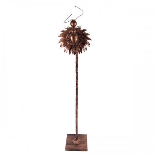 Интерьерное украшение Цветок с муравьём 150 см