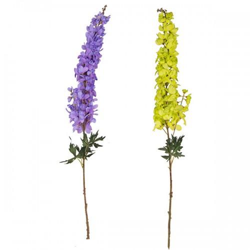 Цветы искусственные Дельфиниум 140 см