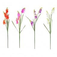 Цветок искусственный Фрезия 110 см