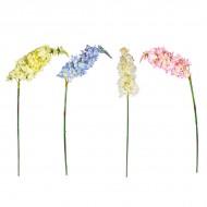 Цветы искусственные Дельфиниум 110 см