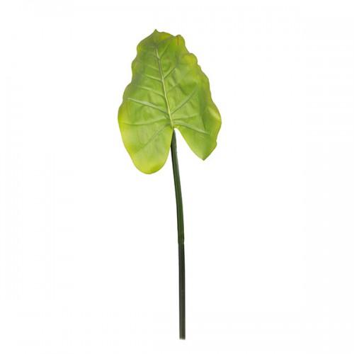 Лист Филодендрона искусственный 80 см