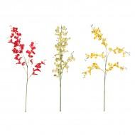 Ветка орхидеи декоративная 110 см