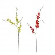 Ветка цветущая искусственная 105 см