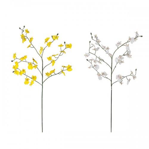 Ветка цветущая искусственная 75 см