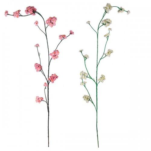 Ветка цветущая искусственная 122 см