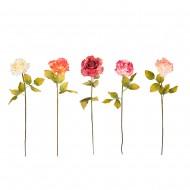 Роза декоративная 73 см