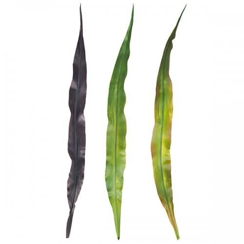 Лист Асплениума искусственный 67 см