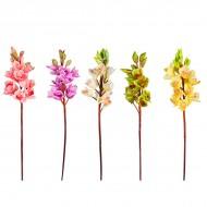 Цветы искусственные Орхидея 92 см