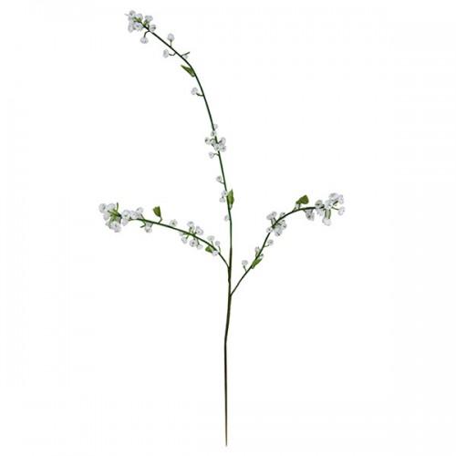 Ветка цветущая искусственная 80 см