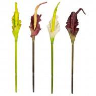 Цветок искусственный Драконовая лилия 167 см