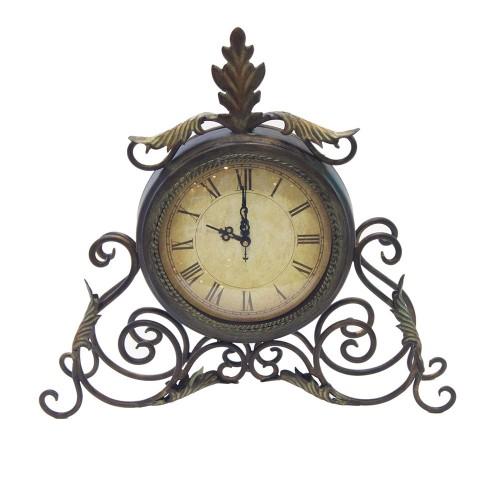 Часы настольные 34х32х5 см