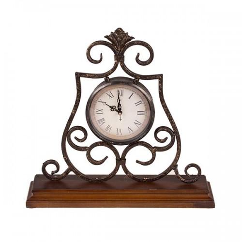Часы настольные 36х34х9,5 см