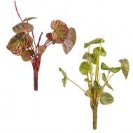 Листья Пеперомии искусственные 30 см
