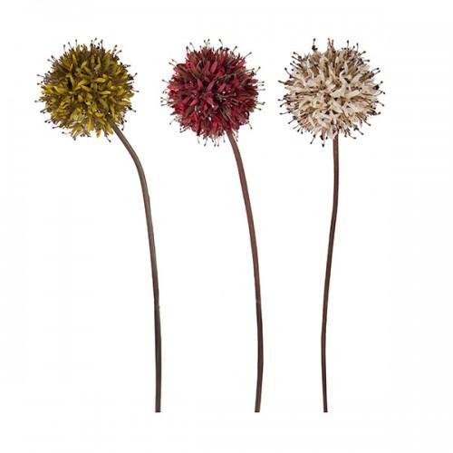 Цветок искусственный Аллиум 86 см