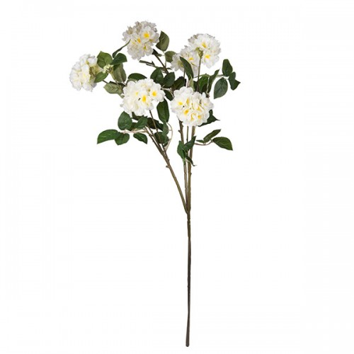 Ветка цветущая искусственная 103 см