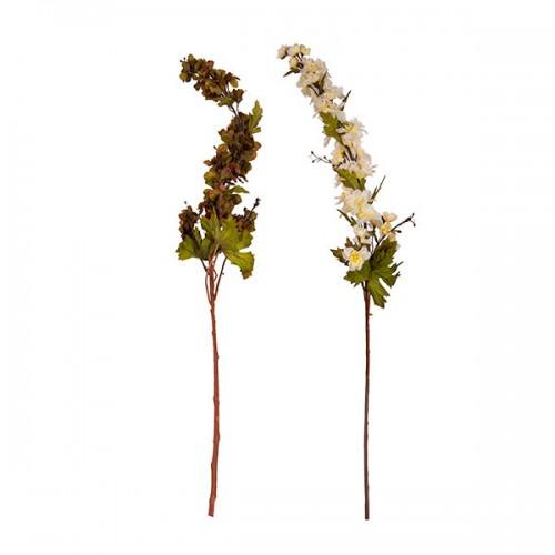 Искусственный цветок Дельфиниум 120 см