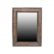 Зеркало настенное 81х61х7 см
