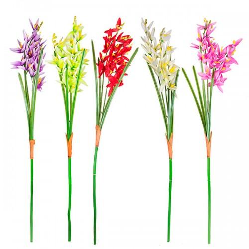 Фрезия цветущая искусственная 106 см