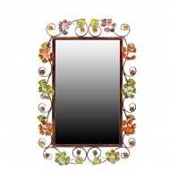 Зеркало настенное 80х65 см