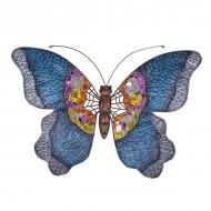 Настенное украшение Бабочка 60х42 см
