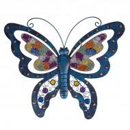 Настенное украшение Бабочка 55х46 см