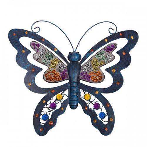 Настенное украшение Бабочка 43х33 см