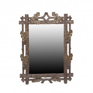 Зеркало настенное 100х76 см