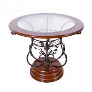 Стол комбинированный 83х100х100 см
