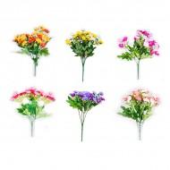Букет из искусственных цветов Ассорти 28 см