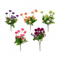 Букет искусственных цветов Розы 31 см