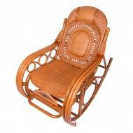 Кресло-качалка из ротанга 125х105х75 см