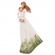 Статуэтка Девушка с ребёнком 25х12х7.5 см