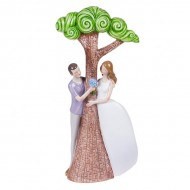 Статуэтка Пара влюбленных 28х14х10 см