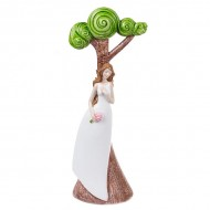 Статуэтка Девушка под деревом 37х13х9 см