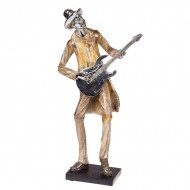 Статуэтка Музыкант с гитарой 44.5х22х10 см