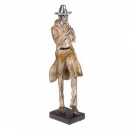 Статуэтка Музыкант с трубой 33х8.5х8.5 см