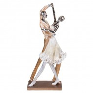 Статуэтка Танцующая пара 48х23х10 см
