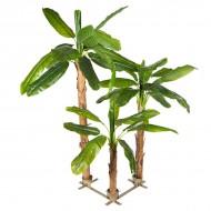 Пальмы банановые искусственные 250/187/120 см