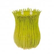 Ваза для цветов спаржа 33 см
